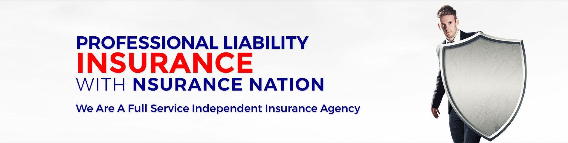 Jacksonville Professional Liability Insurance